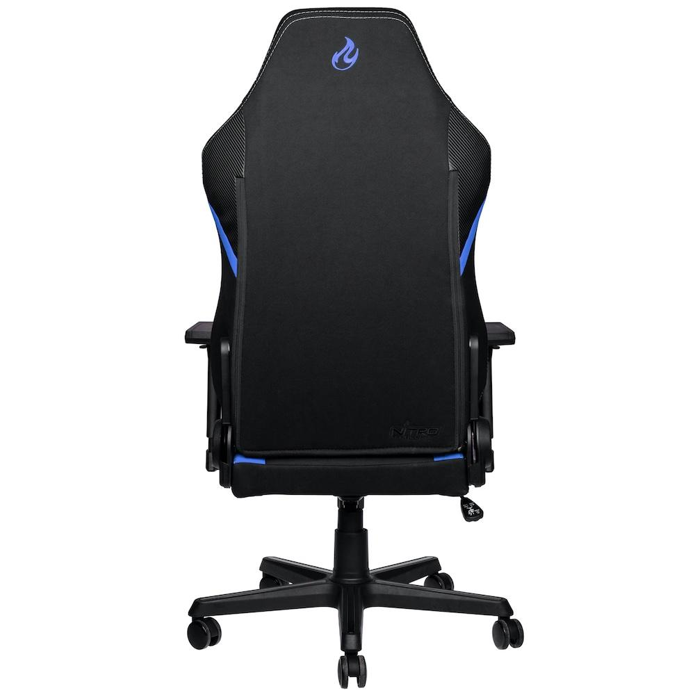 Геймърски стол Nitro Concepts X1000, Galactic Blue-3