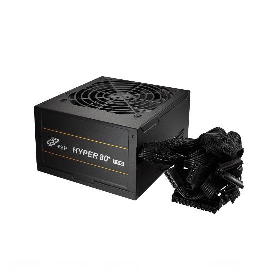Захранващ блок FSP Group HYPER PRO, 650W,  80+, Active PFC-2