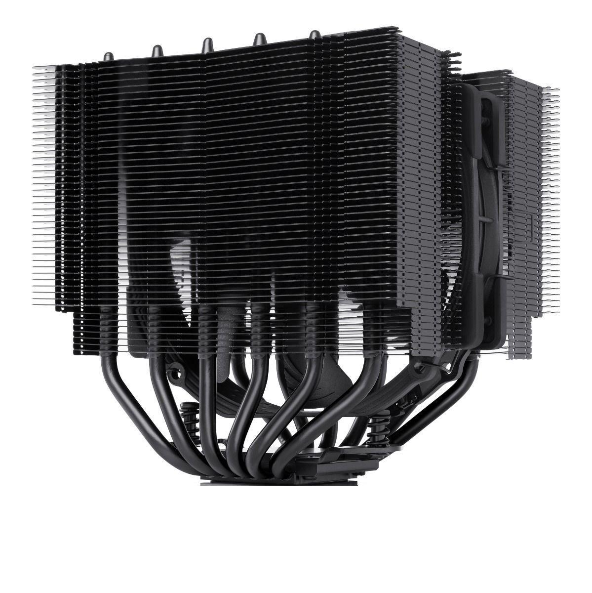 Охладител за процесор Noctua NH-D15S, Chromax.black