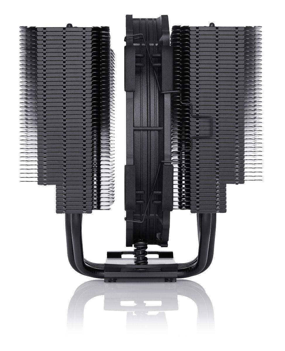 Охладител за процесор Noctua NH-D15S, Chromax.black-3