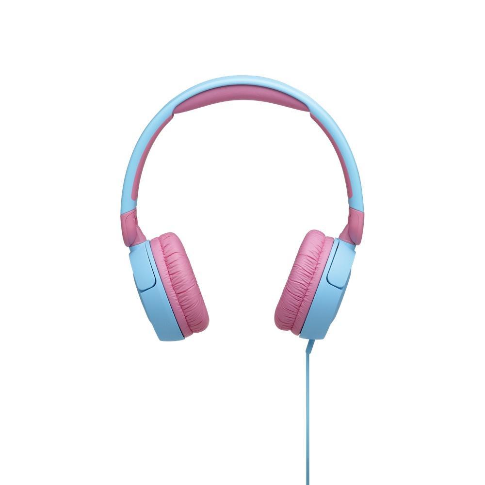 Слушалки за деца JBL JR310, Син-2