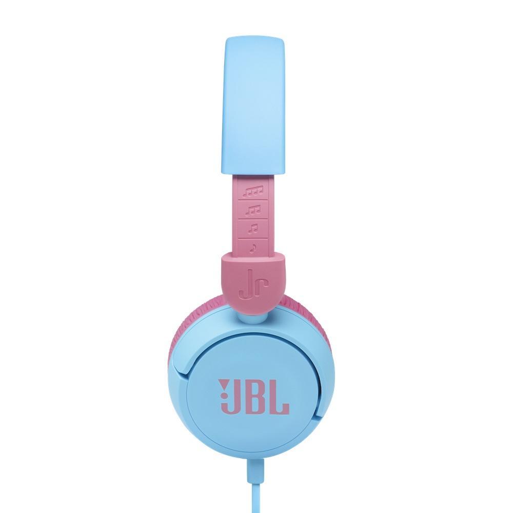 Слушалки за деца JBL JR310, Син-3