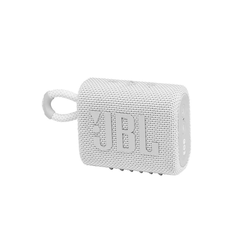 Блутут колонка JBL GO 3 Бял