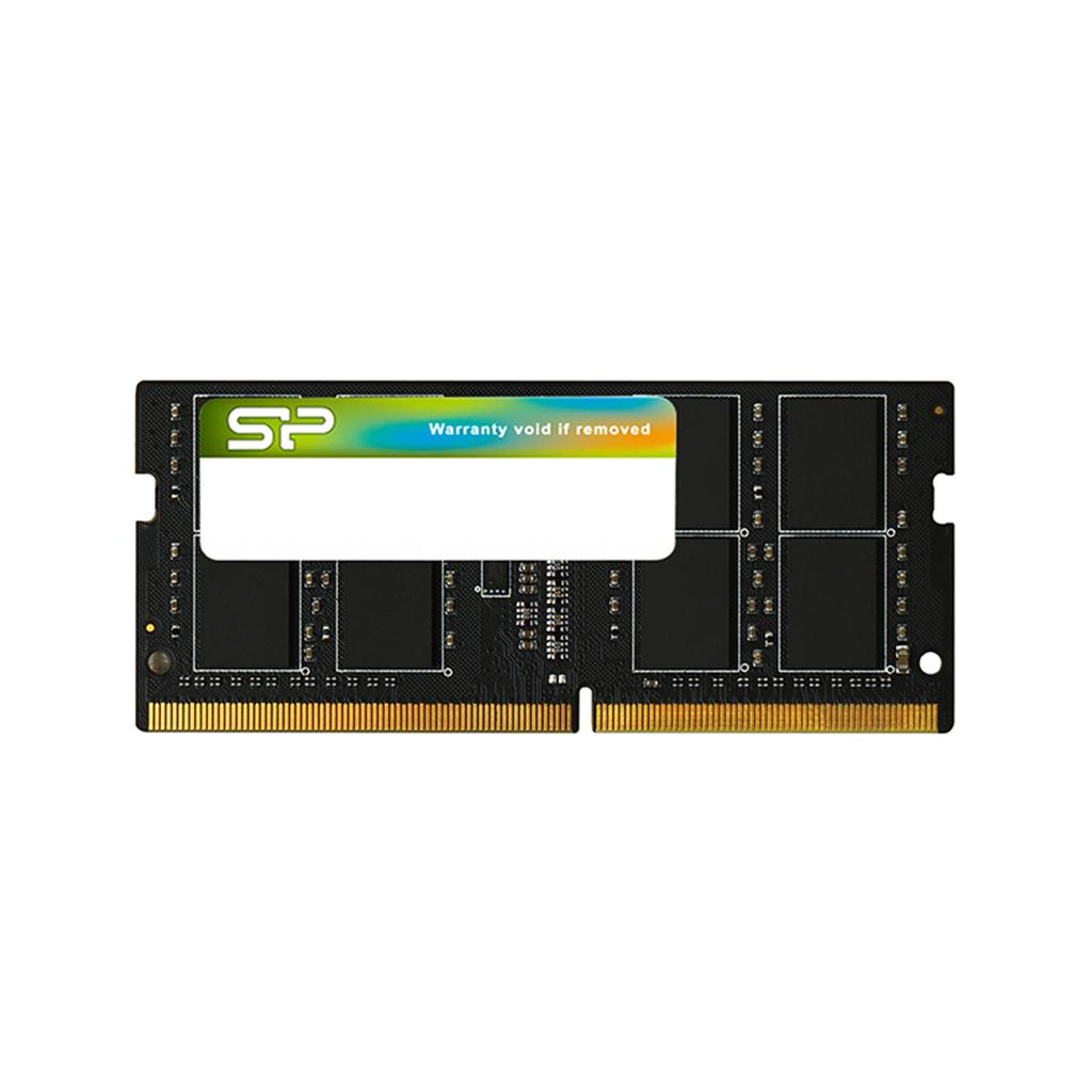 Памет Silicon Power 4GB SODIMM DDR4 PC4-19200 2400MHz CL17 SP004GBSFU240N02