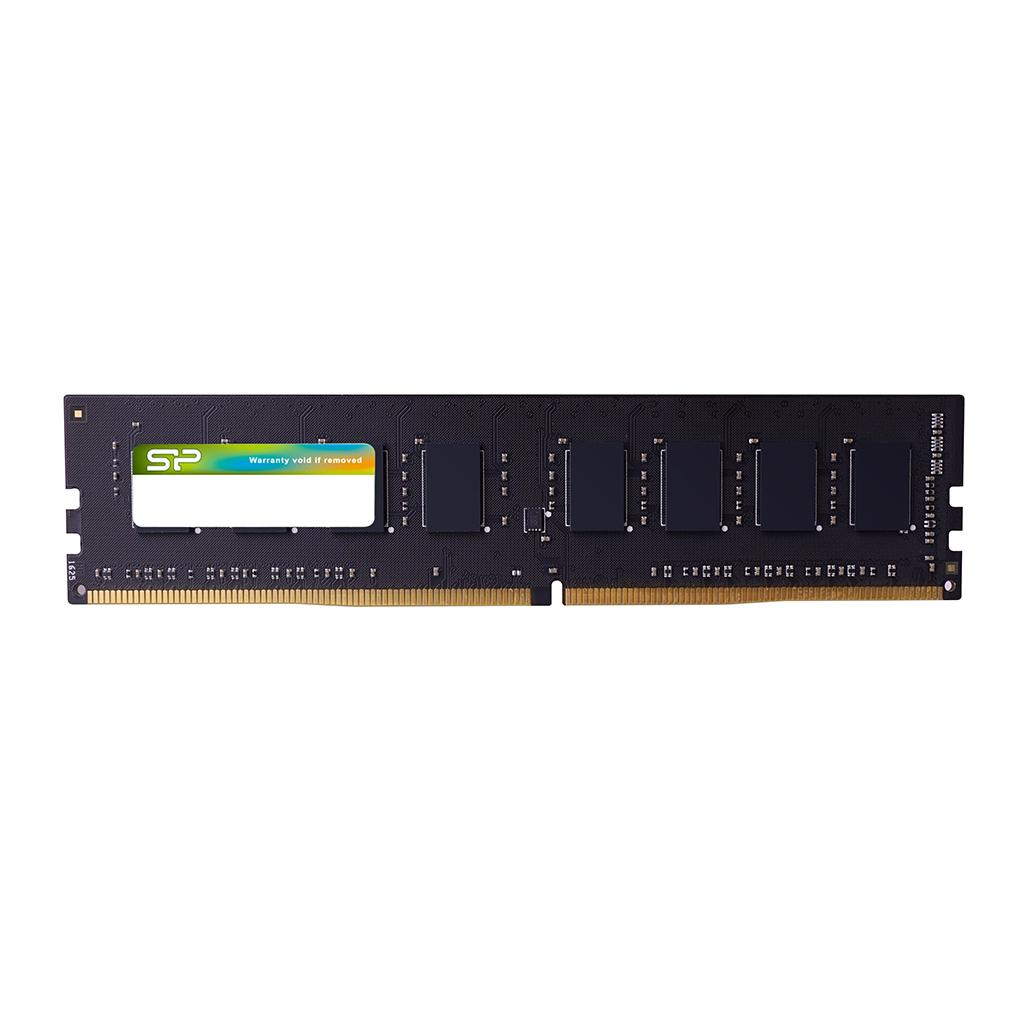 Памет Silicon Power 8GB DDR4 PC4-19200 2400MHz CL17 SP008GBLFU240B02