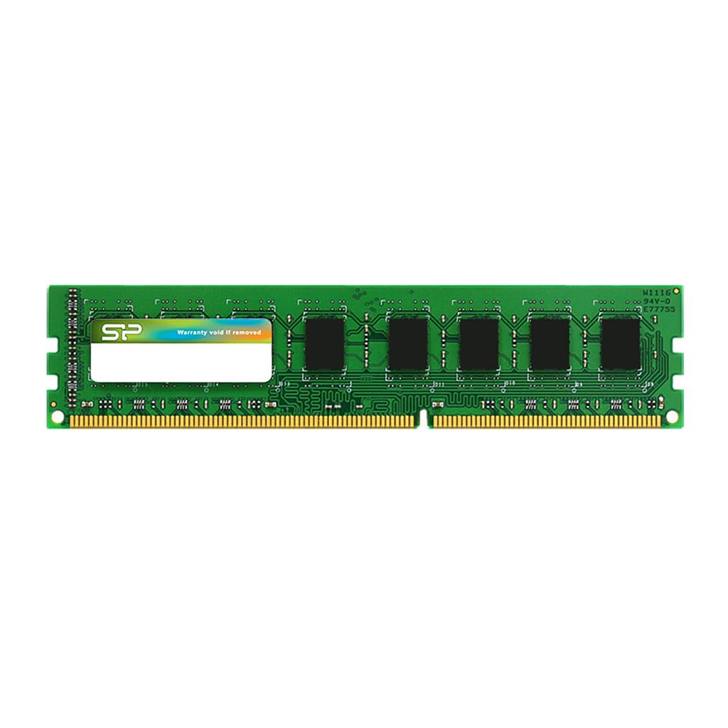 Памет Silicon Power 8GB DDR3L PC3-12800 1600MHz CL11 SP008GLLTU160N02