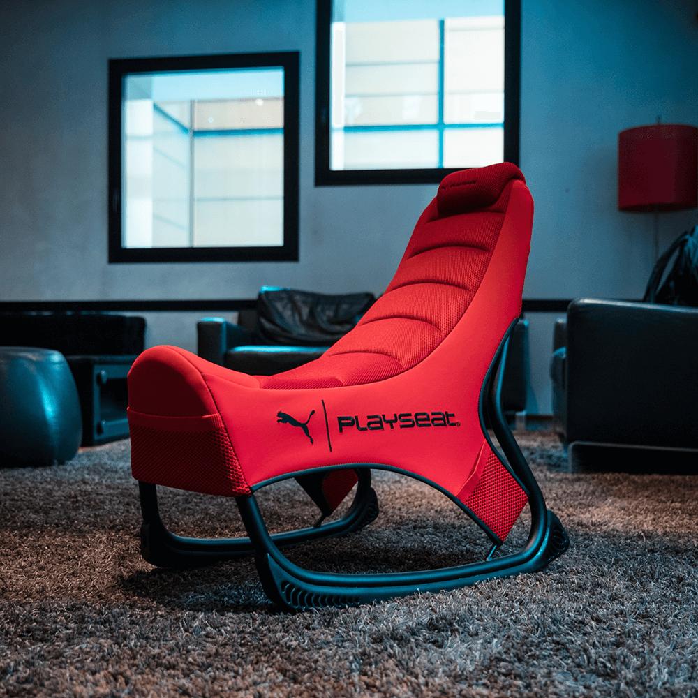 Геймърски стол Playseat PUMA Active Game Red-2