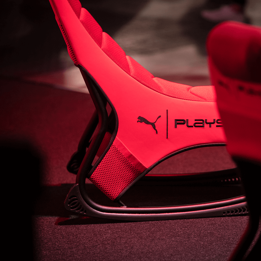 Геймърски стол Playseat PUMA Active Game Red-3