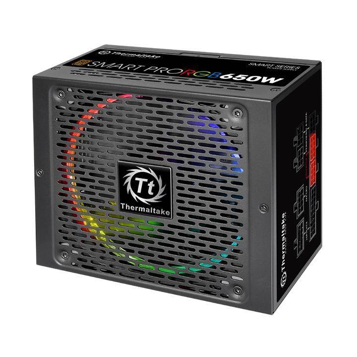 Захранващ блок Thermaltake Smart Pro RGB 650W 80+ Bronze Fully Modular-3
