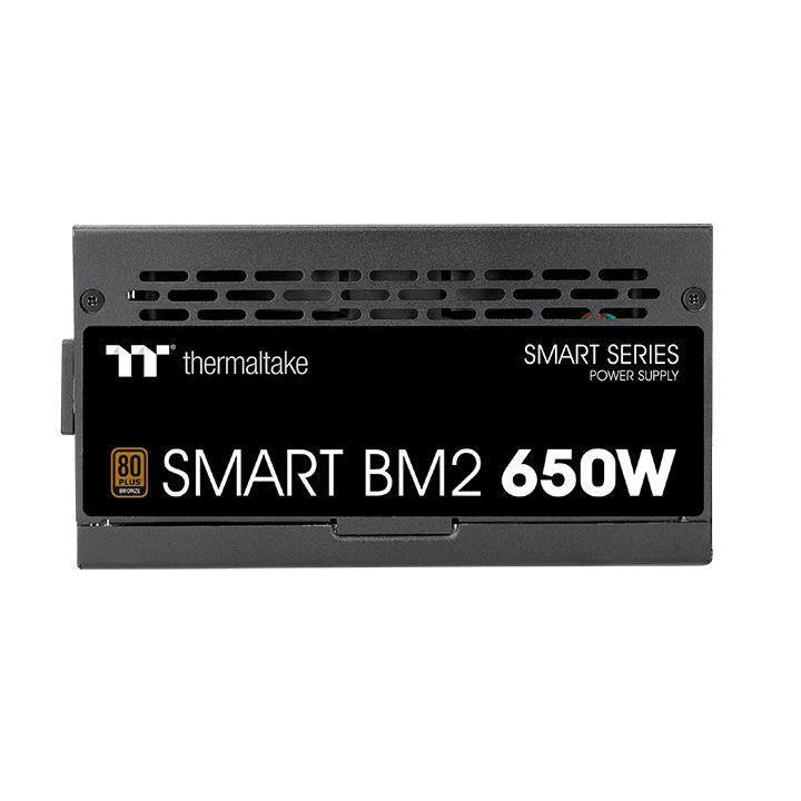 Захранващ блок Thermaltake Smart BM2 650W (230V) 80+ Bronze Semi Modular-3