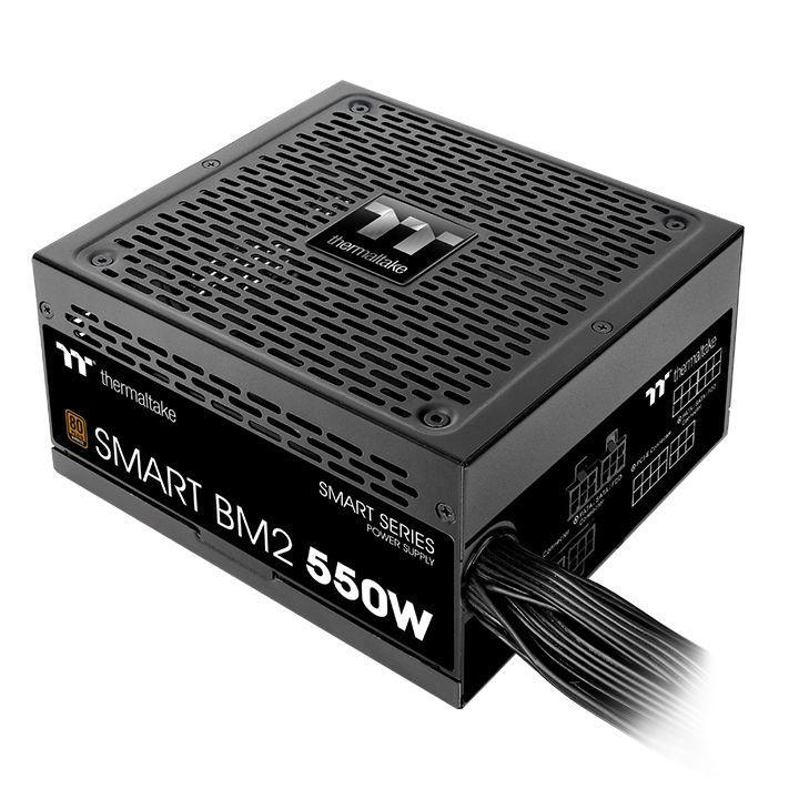 Захранващ блок Thermaltake Smart BM2 550W (230V) 80+ Bronze Semi Modular