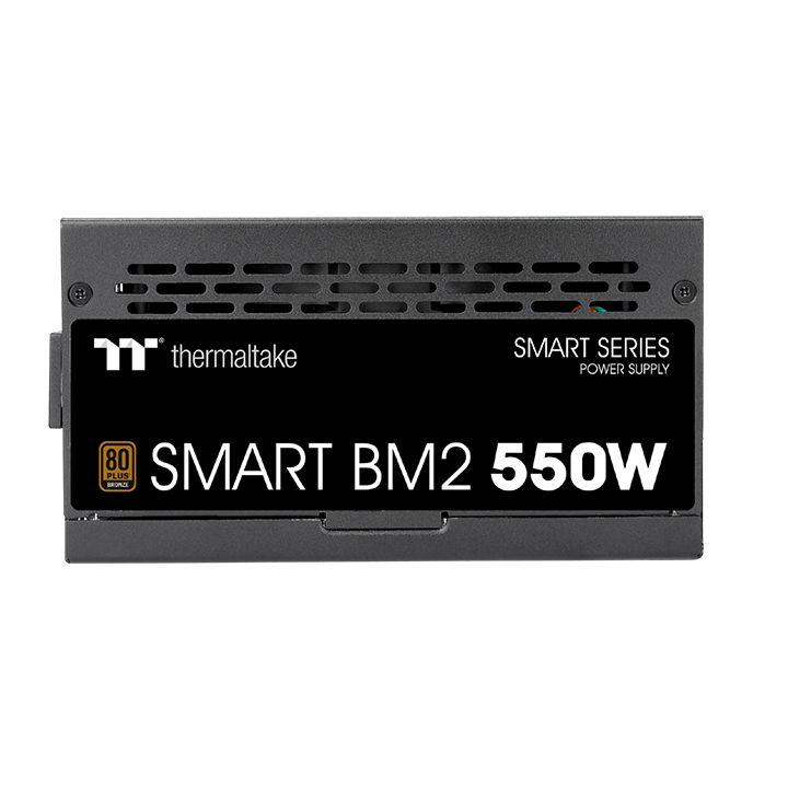 Захранващ блок Thermaltake Smart BM2 550W (230V) 80+ Bronze Semi Modular-3