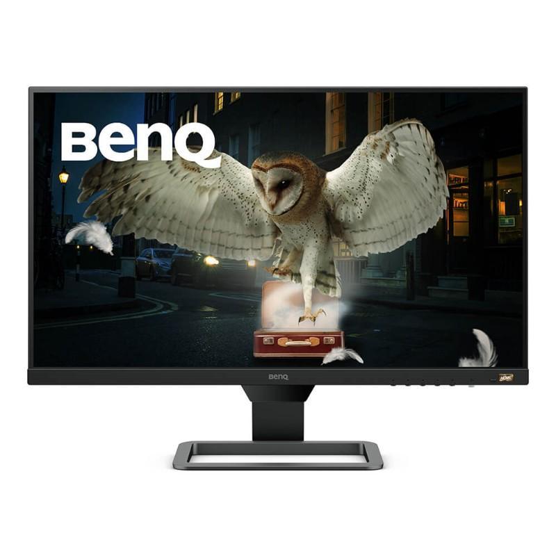 Монитор BenQ EW2780, IPS, 27 inch, Wide, Full HD, HDR, HDMI, Черен