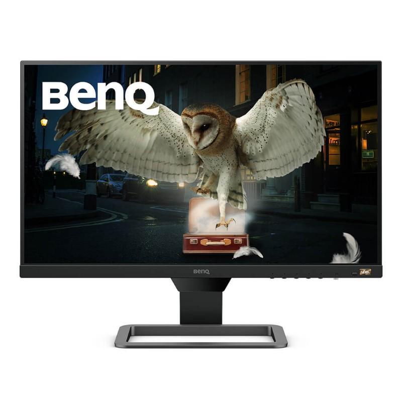 Монитор BenQ EW2480, IPS, 24 inch, Wide, Full HD, HDR, HDMI, Черен
