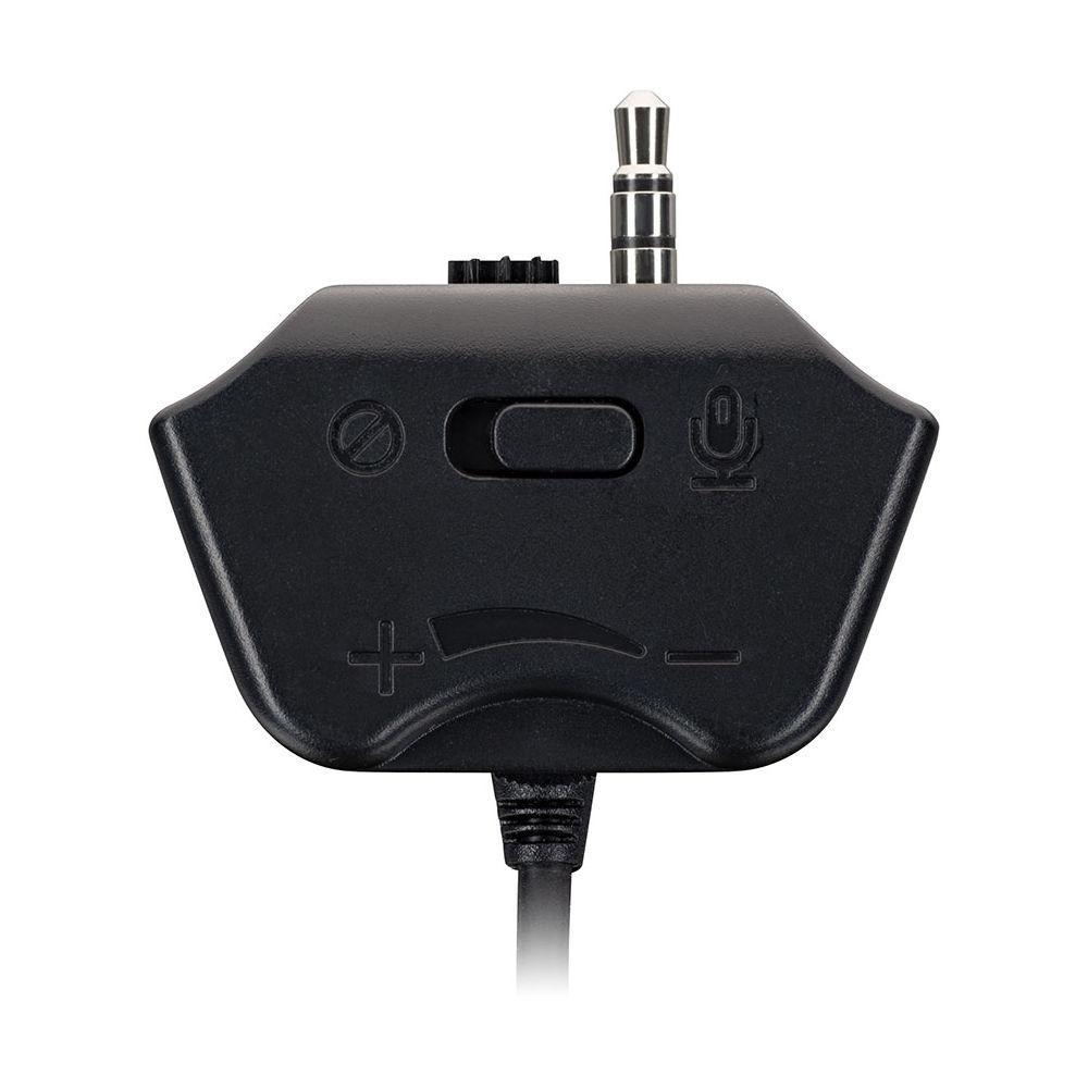 Геймърски слушалки Nacon Bigben PS4 Headset, Микрофон, Черен-3