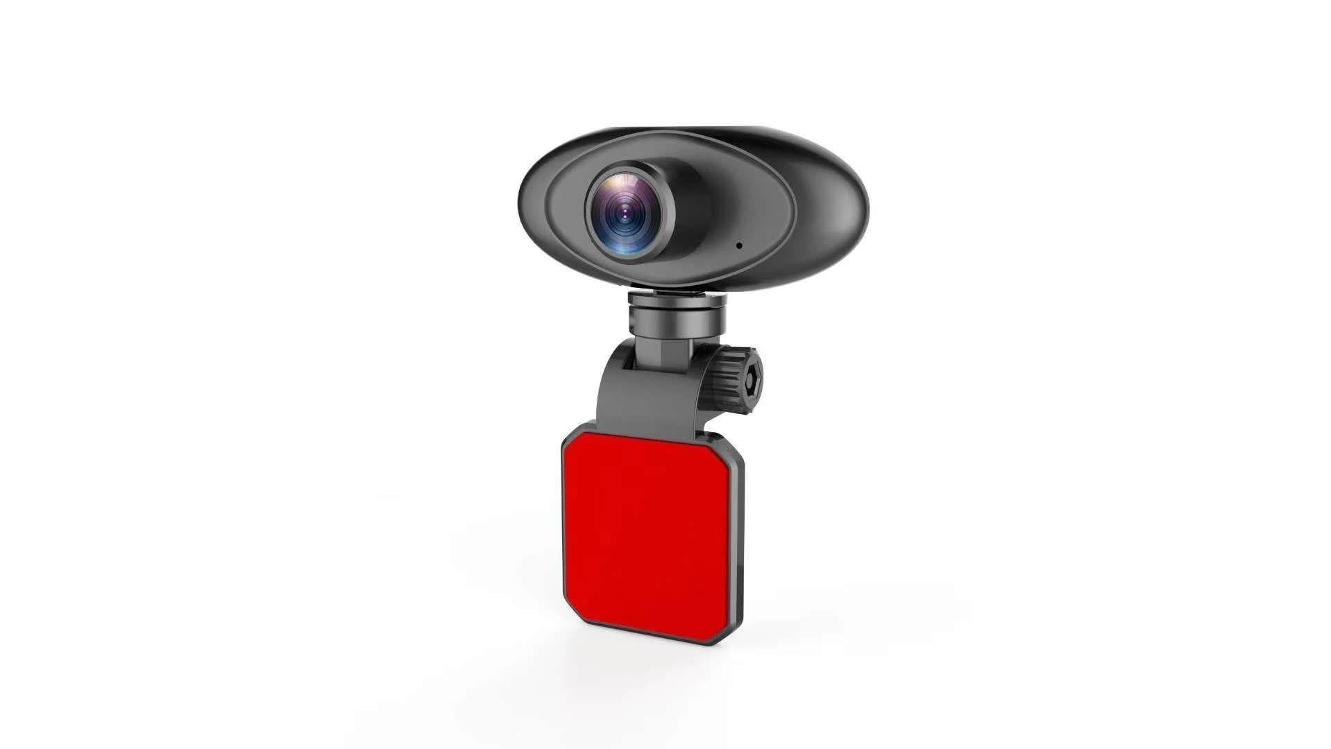 Уеб камера Spire CG-ASK-WL-012, микрофон, HD 720P, Черна-2