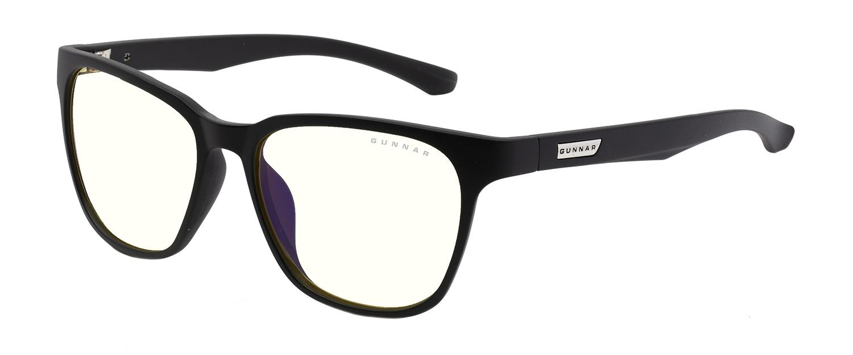Геймърски очила GUNNAR Berkeley Onyx, Clear, Черен