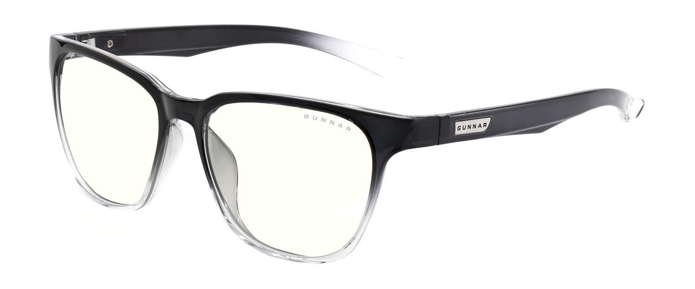 Геймърски очила GUNNAR Berkeley Onyx Fade, Clear, Черен
