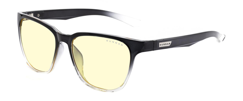 Геймърски очила GUNNAR Berkeley Onyx Fade, Amber, Черен