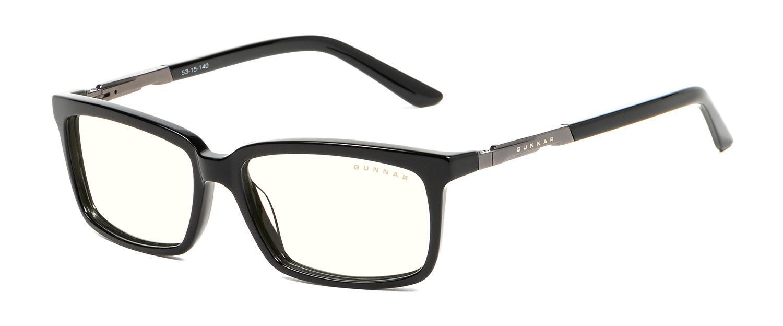 Геймърски очила GUNNAR Haus Onyx, Clear, Черен