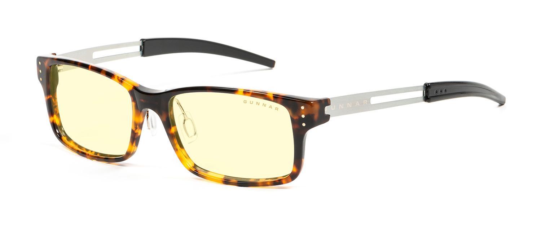 Геймърски очила GUNNAR Havok Tortoise, Amber, Черен