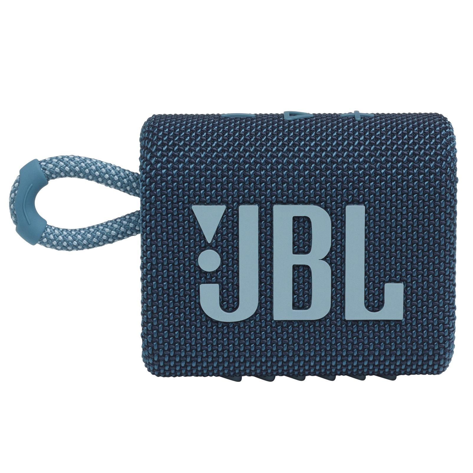 Блутут колонка JBL GO 3 Син-2