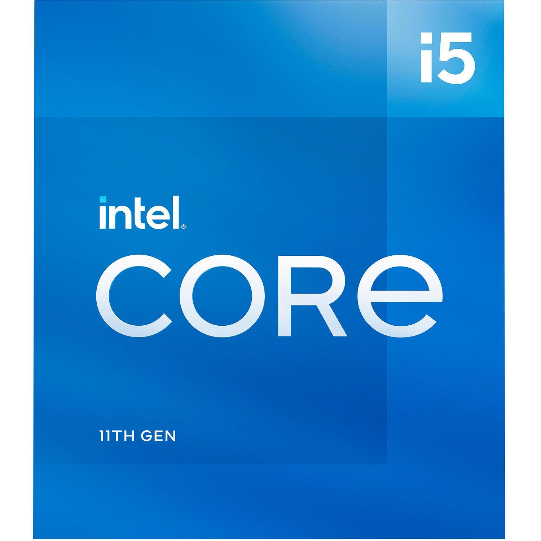 Процесор Intel Rocket Lake Core i5-11400, 6 Cores, 2.60Ghz (Up to 4.40Ghz), 12MB, 65W, LGA1200, BOX