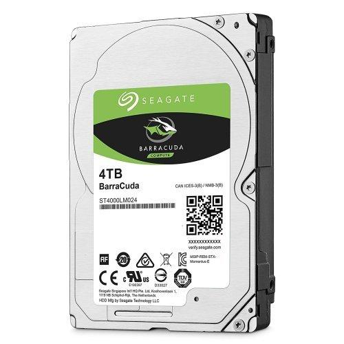 "Хард диск SEAGATE BarraCuda, 4TB, 5400RPM, 2.5"", 128MB, ST4000LM024"