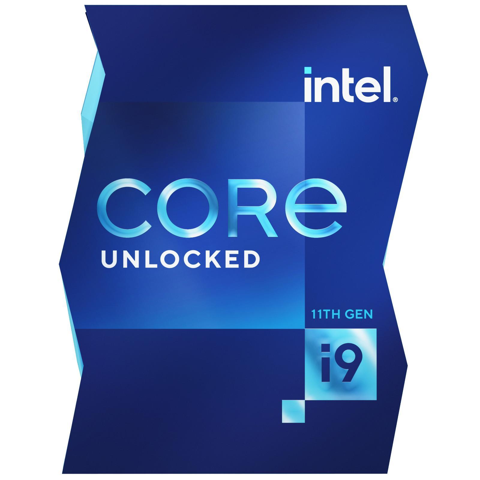 Процесор Intel Rocket Lake Core i9-11900K, 8 Cores, 3.50 GHz (Up to 5.30Ghz), 16MB, 125 W, LGA1200, BOX