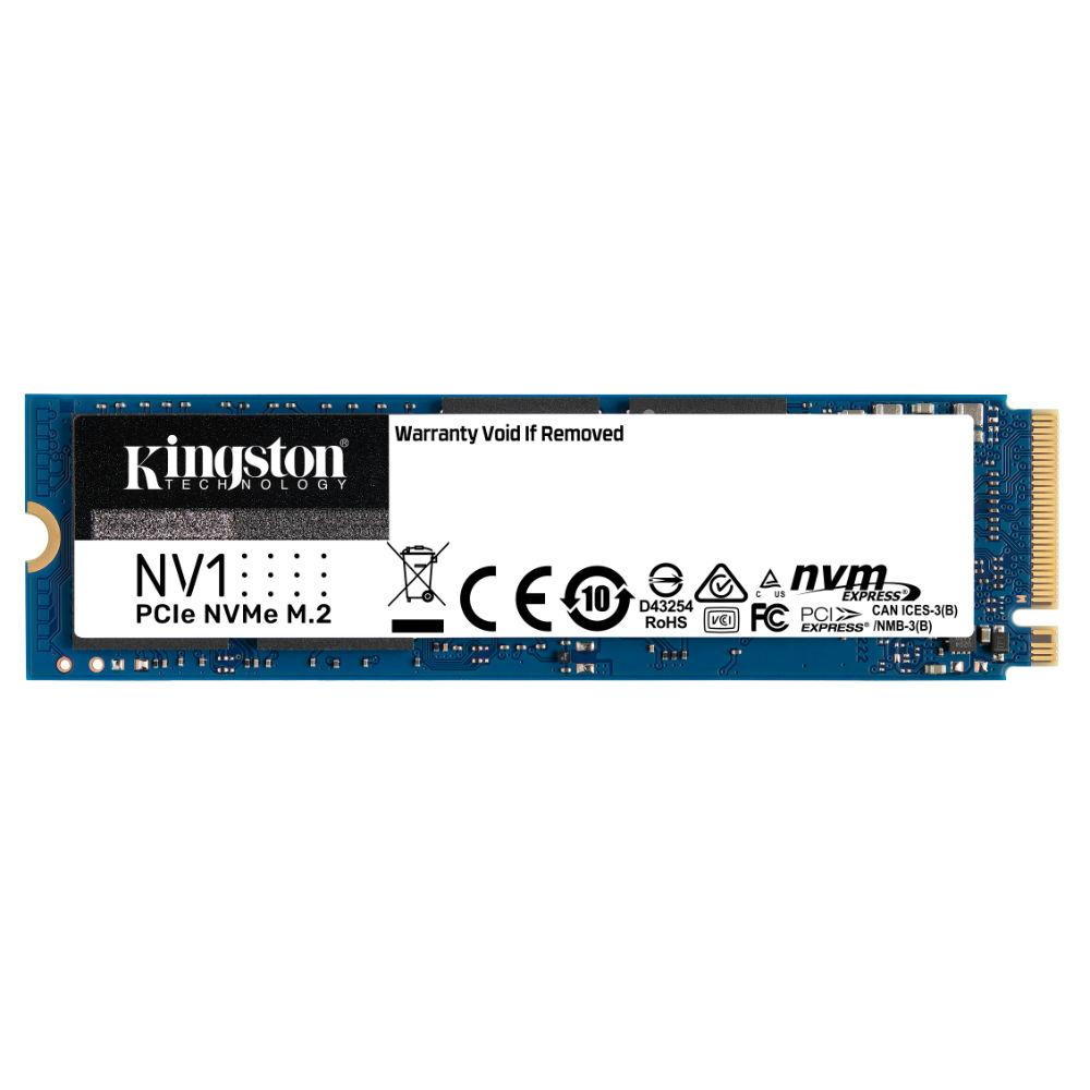 Solid State Drive (SSD) KINGSTON NV1 M.2-2280 PCIe NVMe 500GB