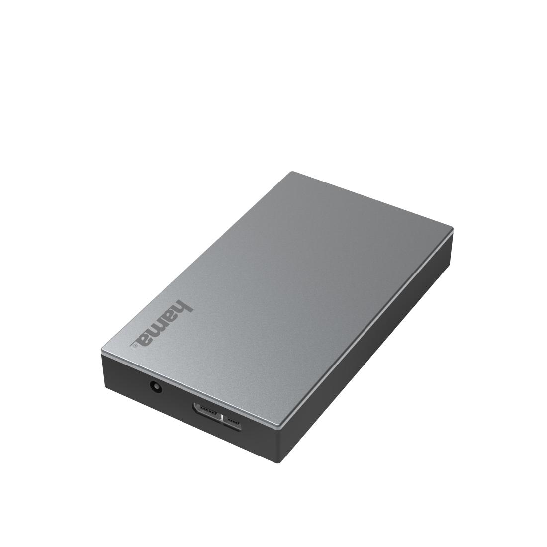 USB хъб със захранване HAMA, USB 3.0, 1:4, 5Gbit/s -2