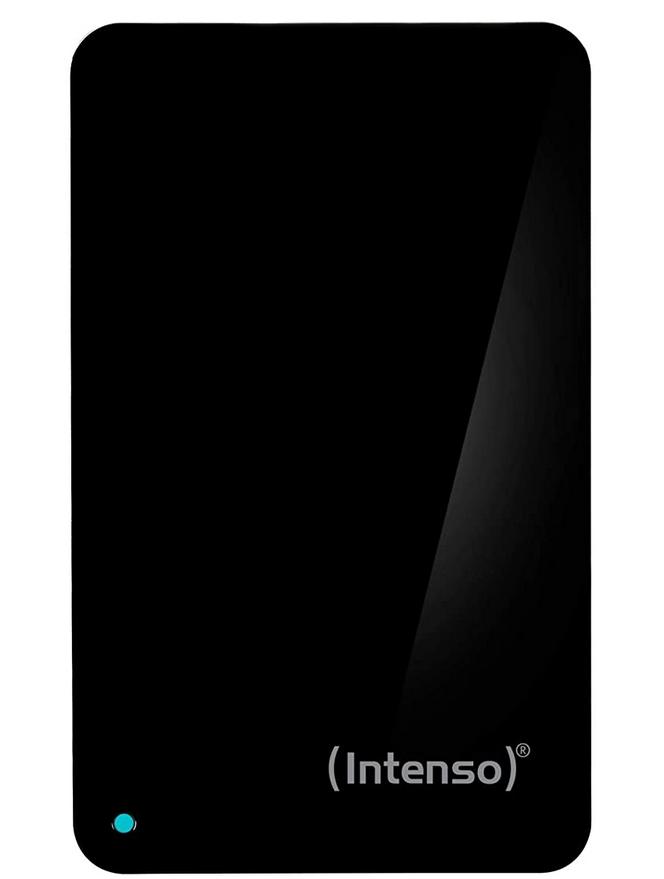 """Външен хард диск Intenso, 2.5"""", 1TB, USB3.0"""
