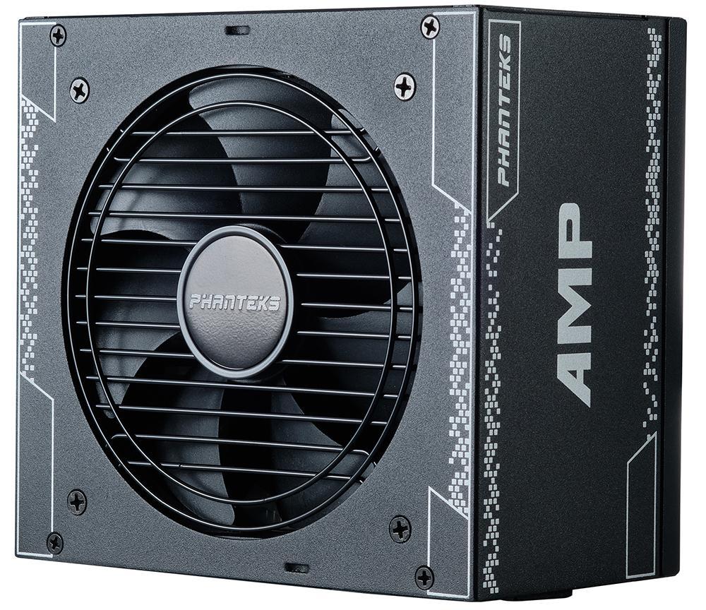 Захранващ блок Phanteks AMP 80 Plus Gold, 550W, Full Modular-3