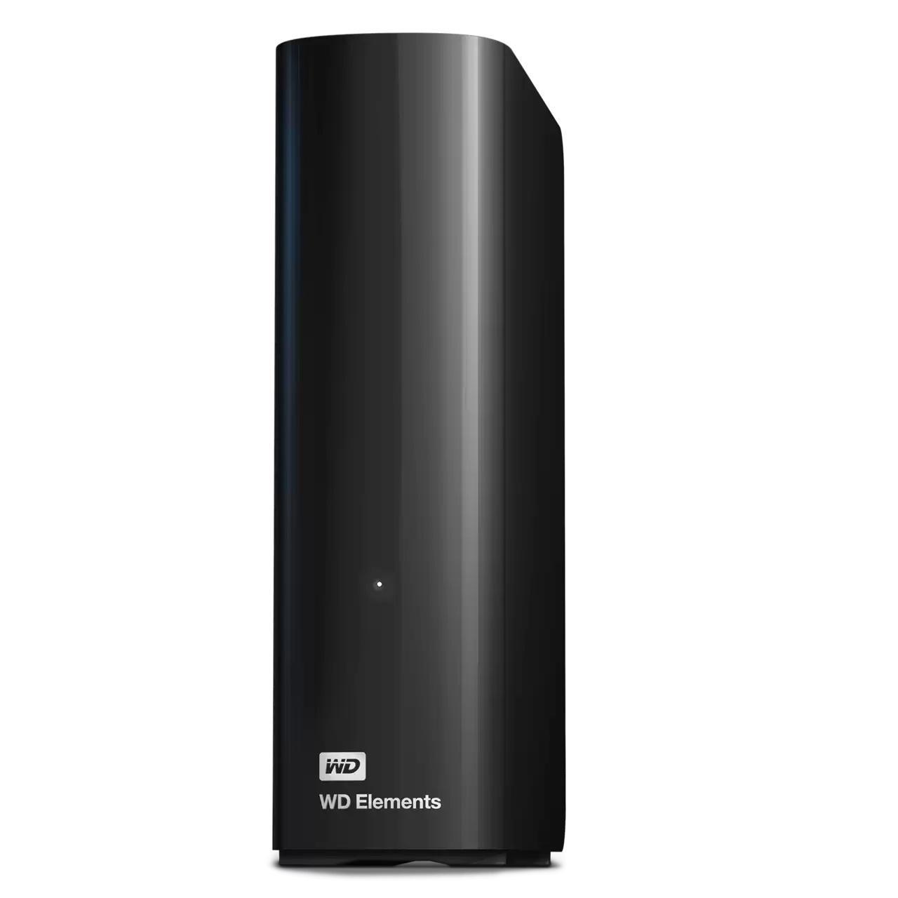 """Външен хард диск Western Digital Elements Portable, 10TB, 3.5"""", USB 3.0, Черен"""