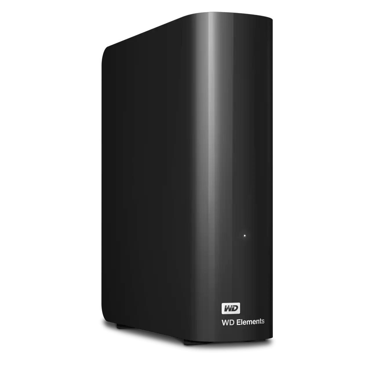 """Външен хард диск Western Digital Elements Portable, 10TB, 3.5"""", USB 3.0, Черен-3"""