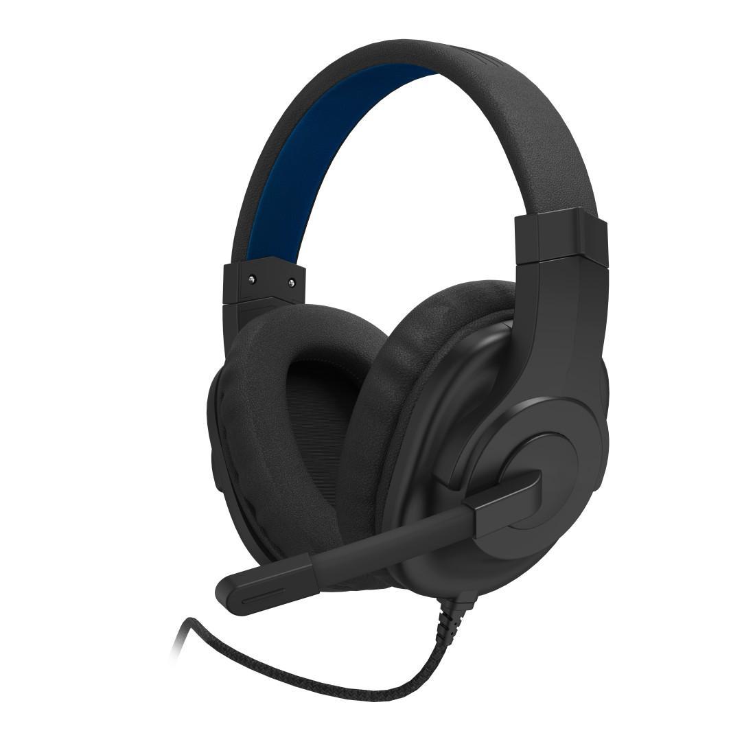 Геймърски слушалки Hama uRage Soundz 320 7.1, Микрофон, USB, Черен-2