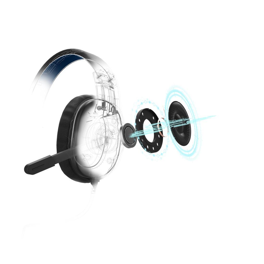 Геймърски слушалки Hama uRage Soundz 320 7.1, Микрофон, USB, Черен-3