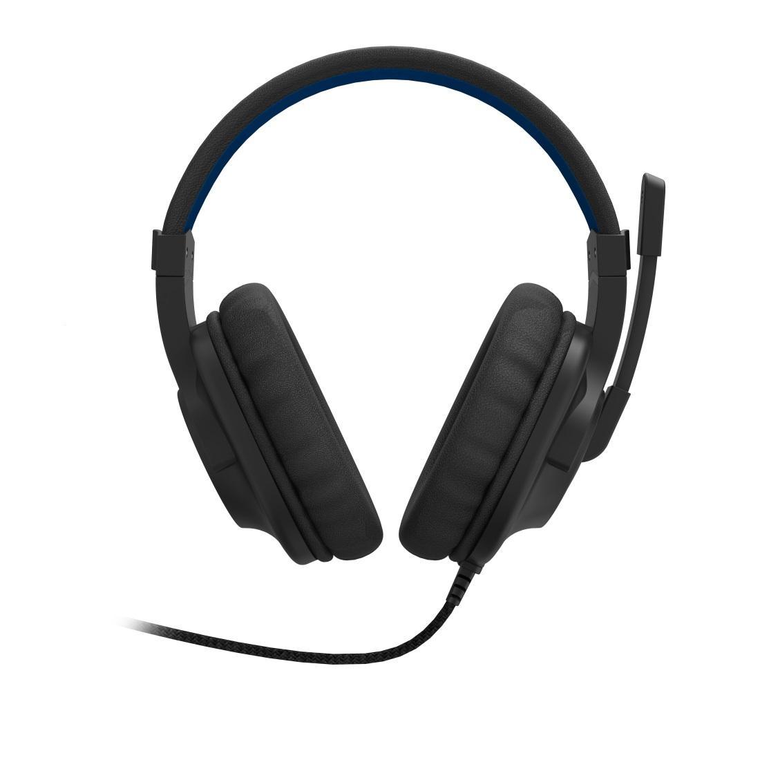 Геймърски слушалки Hama uRage Soundz 320 7.1, Микрофон, USB, Черен-4