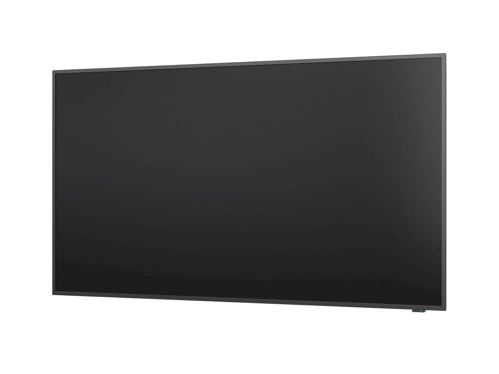 "Широкоформатен дисплей NEC MultiSync E438, 43"", UHD, 350cd/m2, Direct LED backlight, 16/7 proof, Media Player-3"