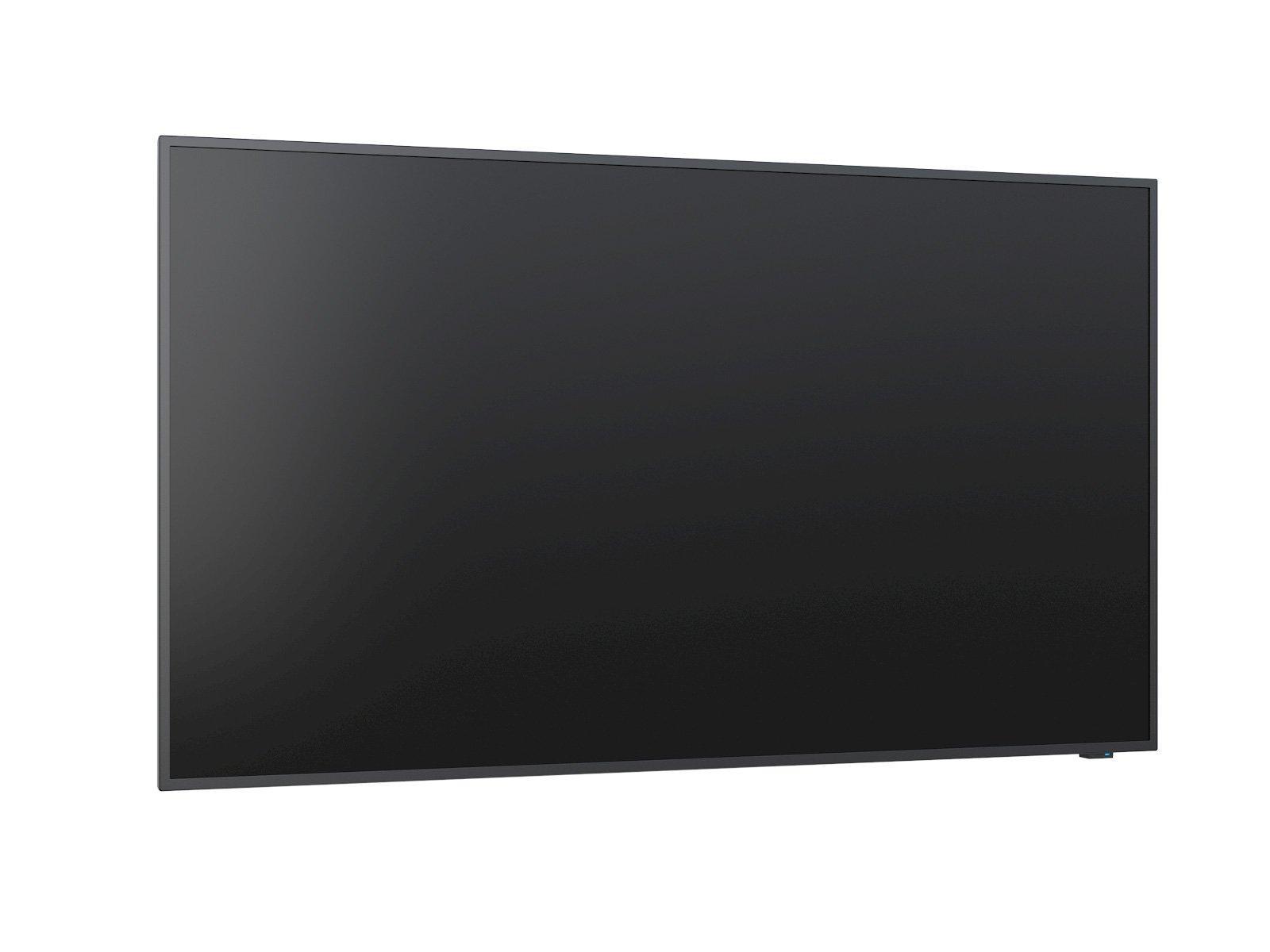 "Широкоформатен дисплей NEC MultiSync E438, 43"", UHD, 350cd/m2, Direct LED backlight, 16/7 proof, Media Player-4"