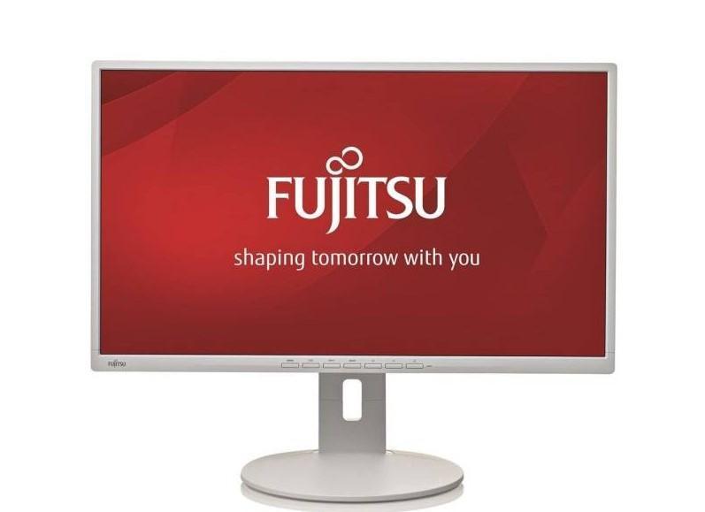 "Монитор FUJITSU B27-9 TЕ, 27"", QHD, IPS, DP, HDMI, VGA, 4 x USB, Сив"