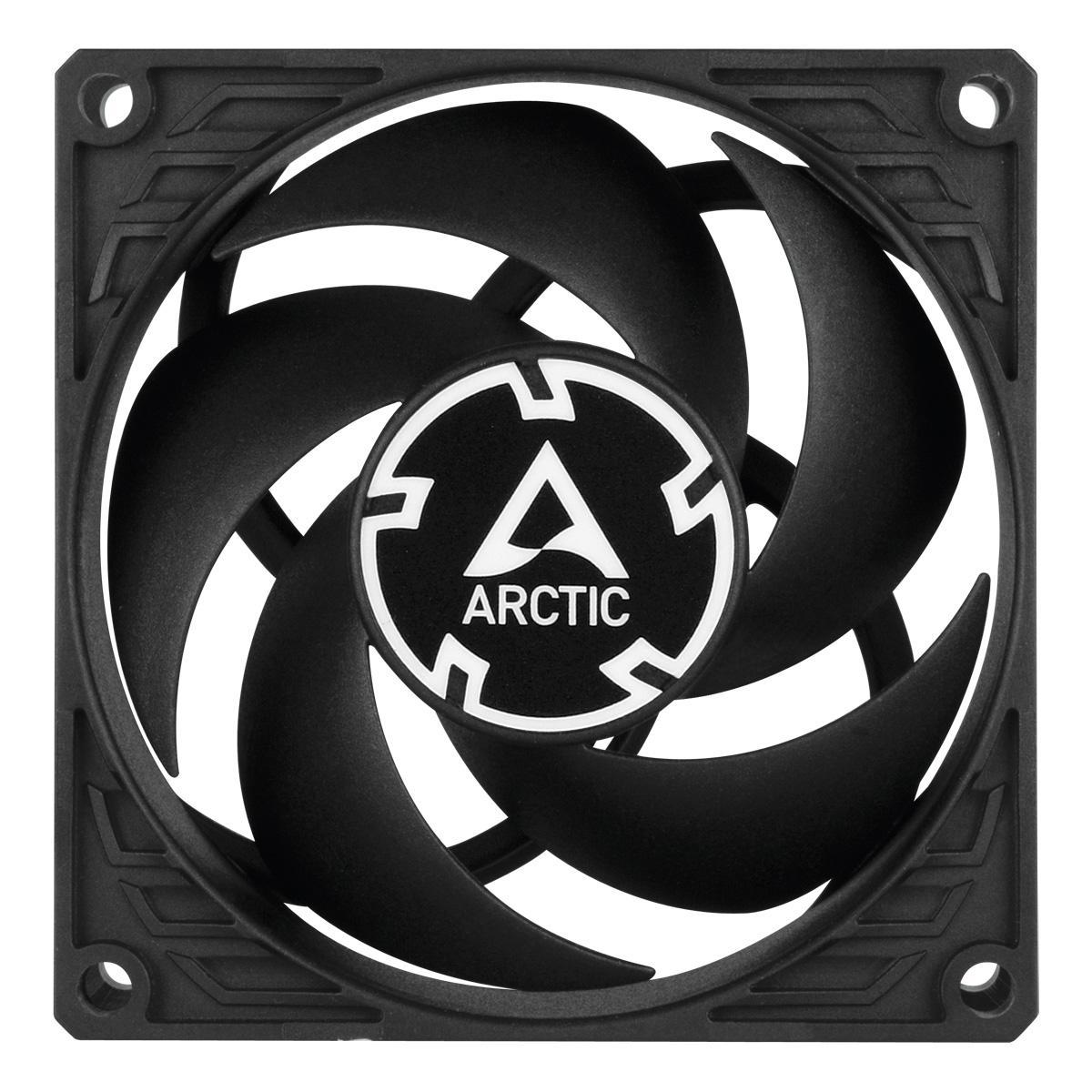 Вентилатор ARCTIC P8 PWM PST, Черен