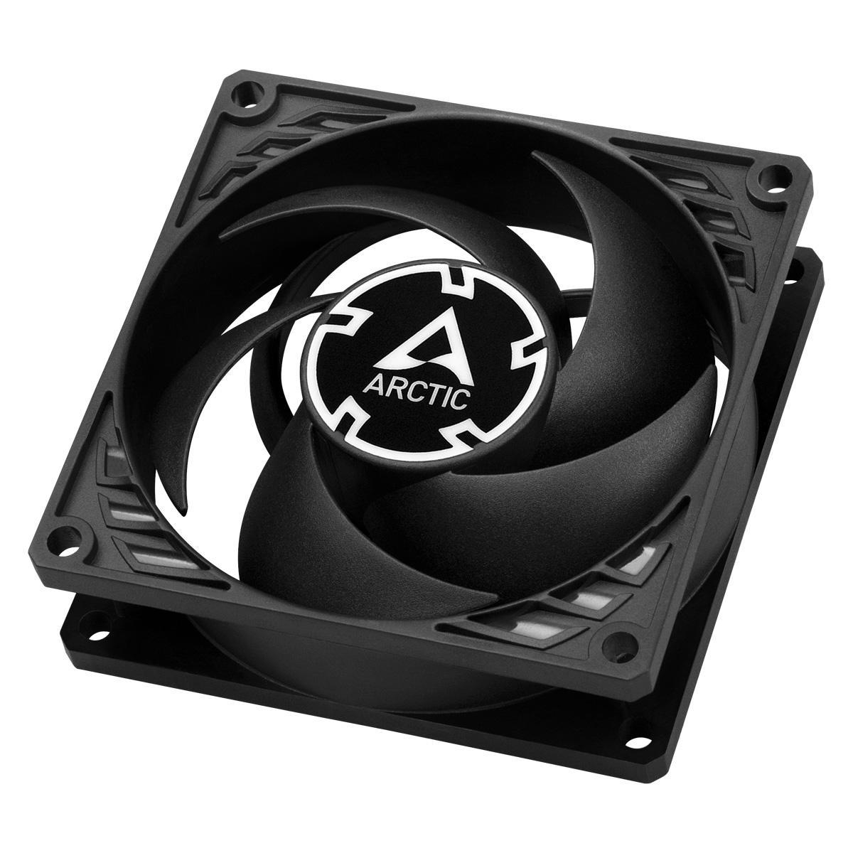 Вентилатор ARCTIC P8 PWM PST, Черен-3