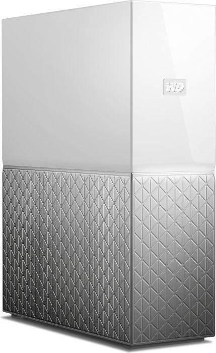 """Външен хард диск Western MyCloud Home, 6TB, 3.5"""", USB 3.0, Сив"""