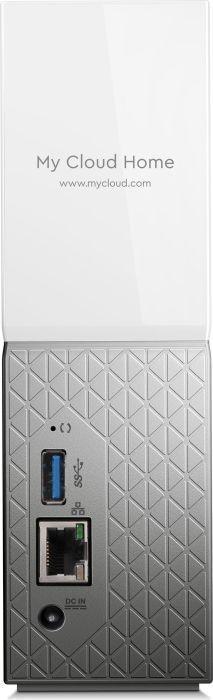 """Външен хард диск Western MyCloud Home, 4TB, 3.5"""", USB 3.0, Сив-3"""
