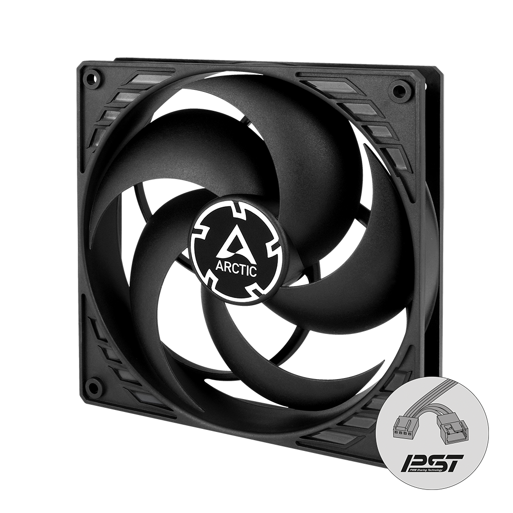 Вентилатор ARCTIC P14 PWM Black