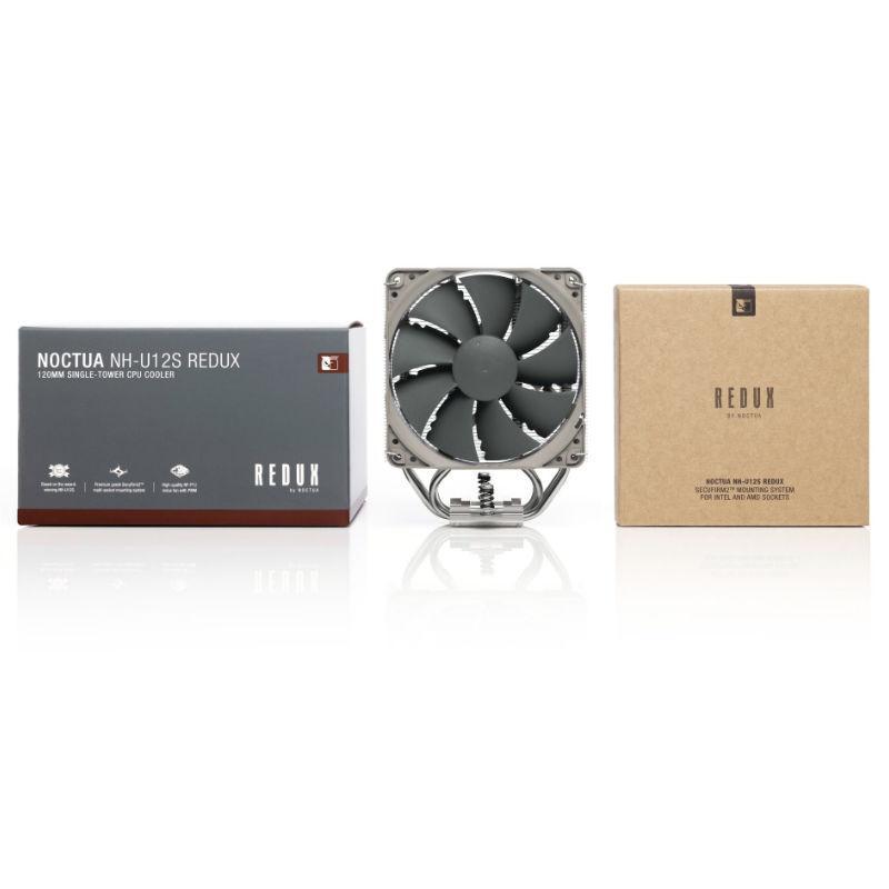 Охладител за процесор Noctua NH-U12S Redux-4