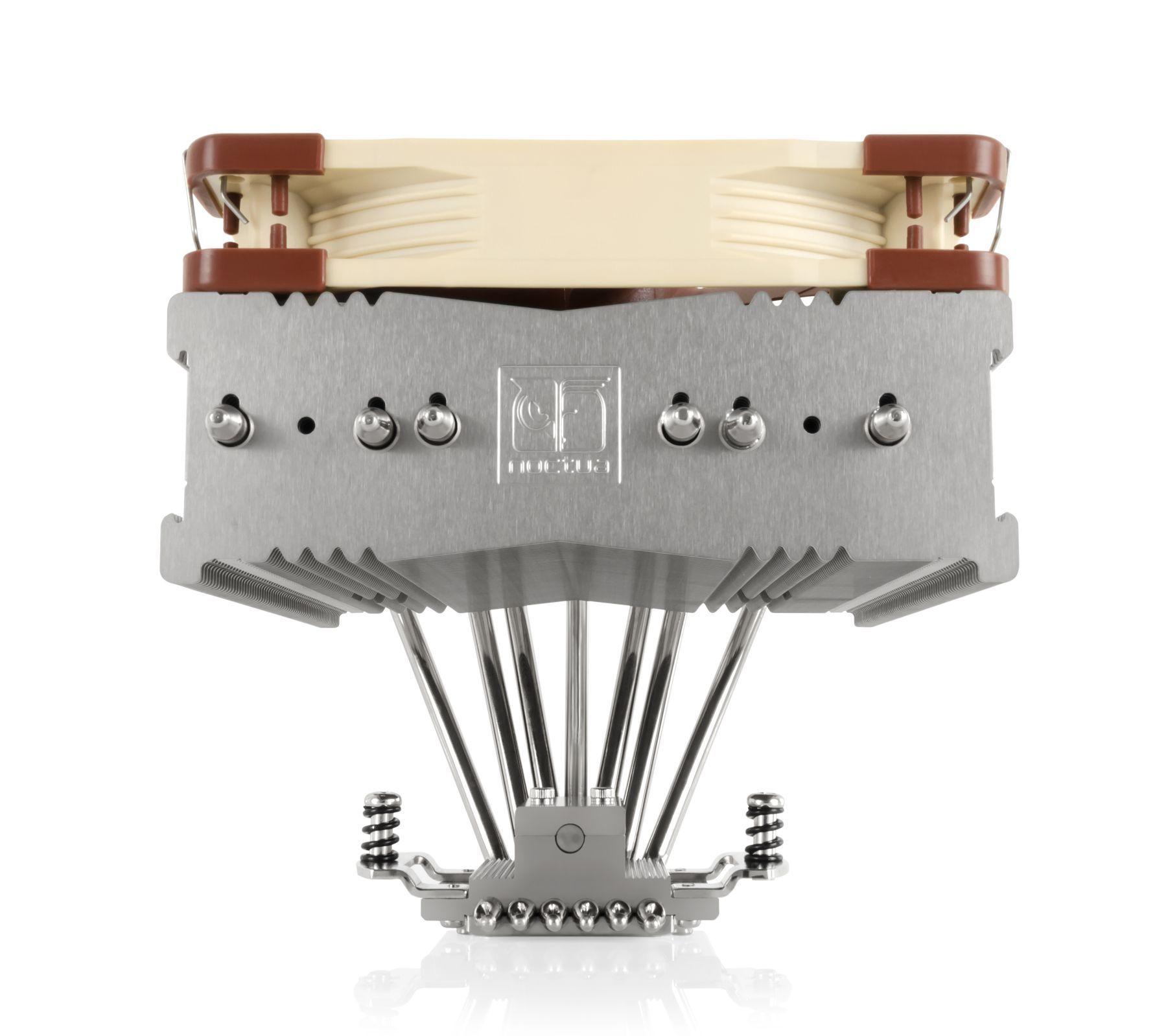 Охладител за процесор Noctua NH-C14S, сокет 1150/2011/AMD-4