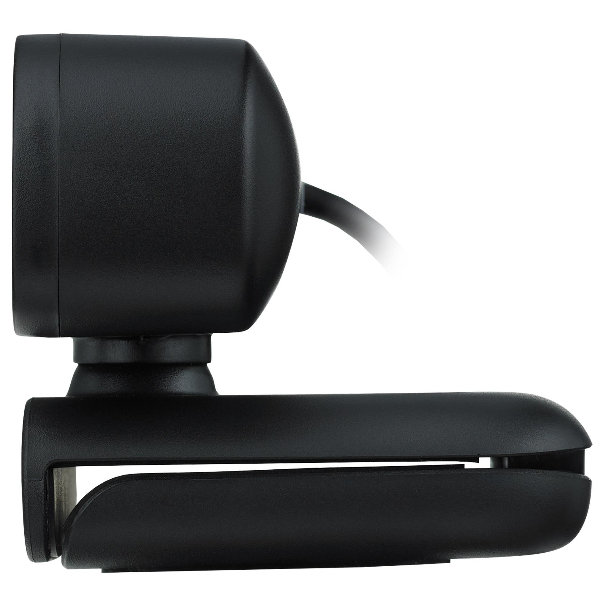 Уеб камера Rapoo XW180, микрофон, HD 1080p, 30 fps, Черен-4