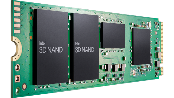 Solid State Drive (SSD) Intel 670P 512 GB NVMe M.2 2280 PCIe 3.0 x4 QLC-4